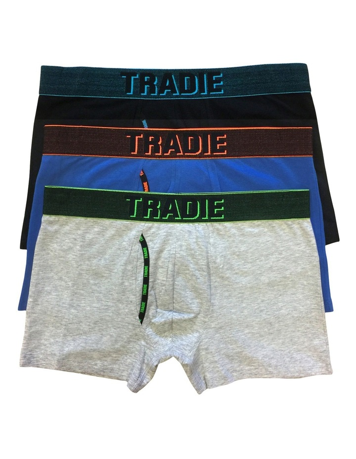 Galactic Pack 3 Pack Fly Front Trunks image 1