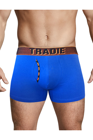 Tradie - Tradie 3 Pack Fly Front  Trunks - Galactic Pack