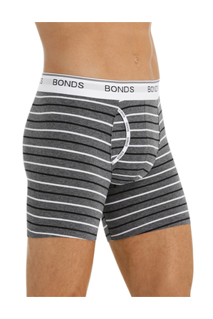 Bonds - Guyfront Stripe Mid Trunk