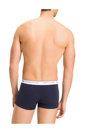 Tommy Hilfiger - Premium Essentials 3 Pack Low Rise Trunks