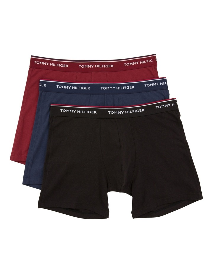 Premium Essentials 3 Pack Boxer Brief image 1