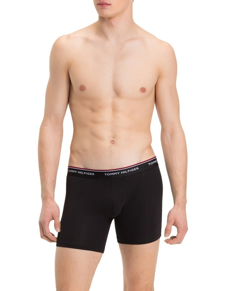 Premium Essentials 3 Pack Boxer Brief image 5