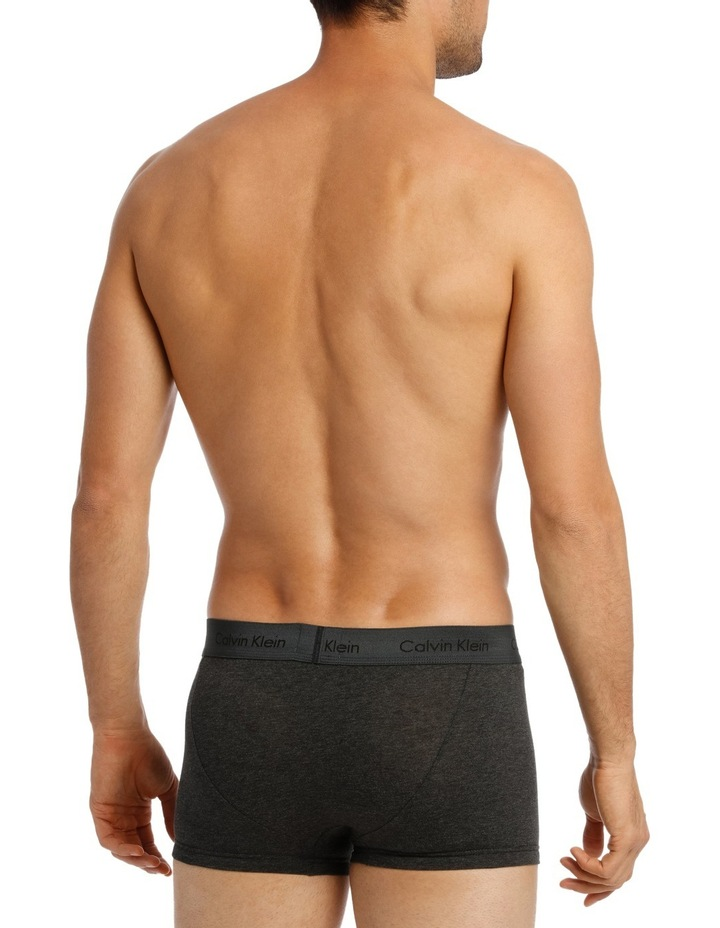 Cotton Stretch 3 Pack Low Rise Trunk image 3