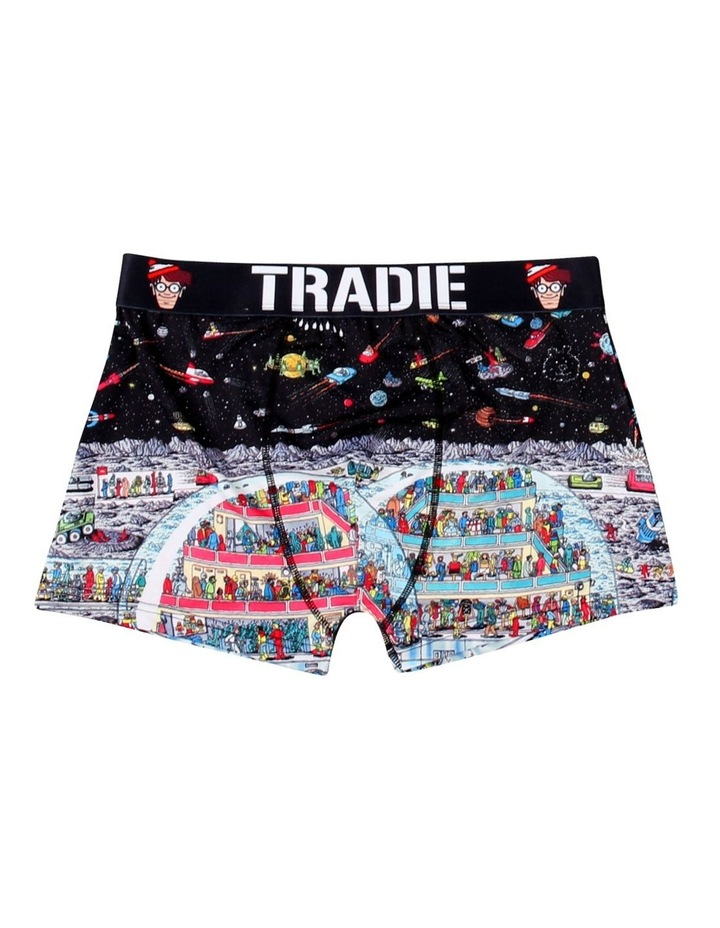 Tradie Where'S Wally Trunk - In The Future image 2