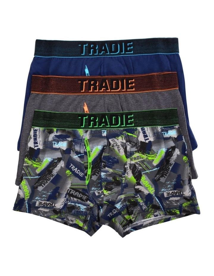 Tradie 3 Pack Trunks - Scrap Metal image 1