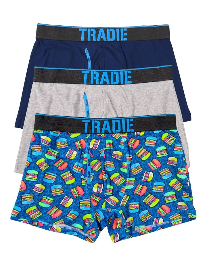 Tradie 3 Pack Trunks - With The Lot image 1