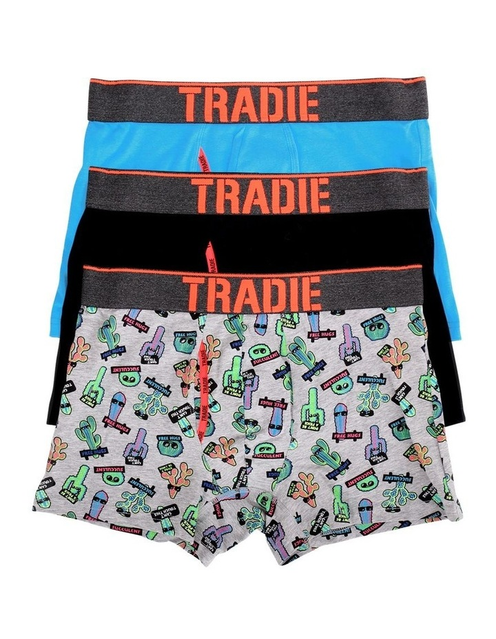 Tradie 3 Pack Trunks - Cant Touch This image 1
