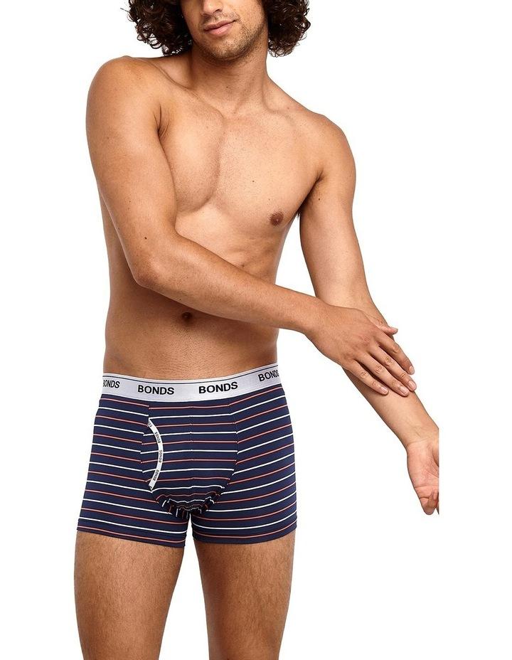 Guyfront Micro Stripe Trunk image 1