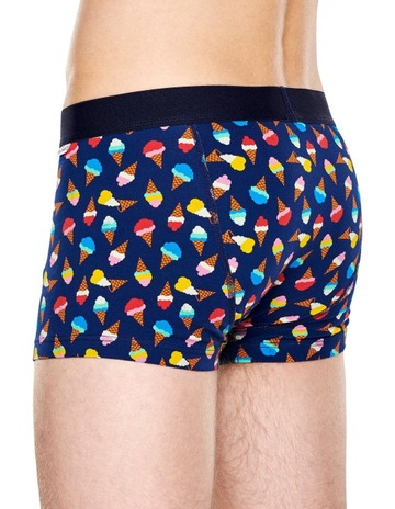 a9cca592c4 Happy Socks 3 Pk Optic & Icecream Trunks