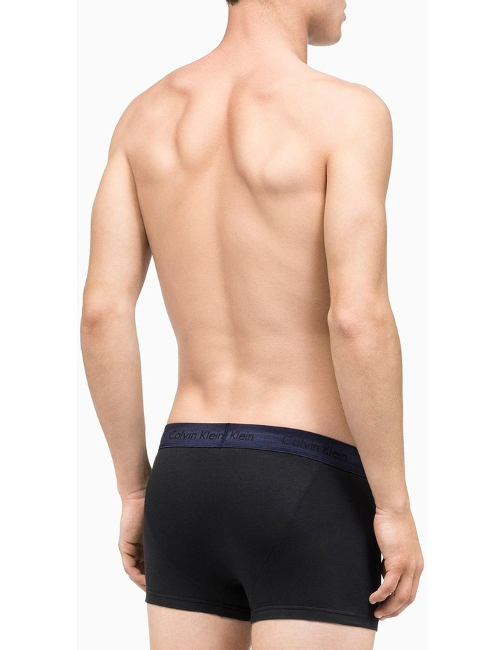 Cotton Stretch Low Rise Trunk 3 Pack image 3
