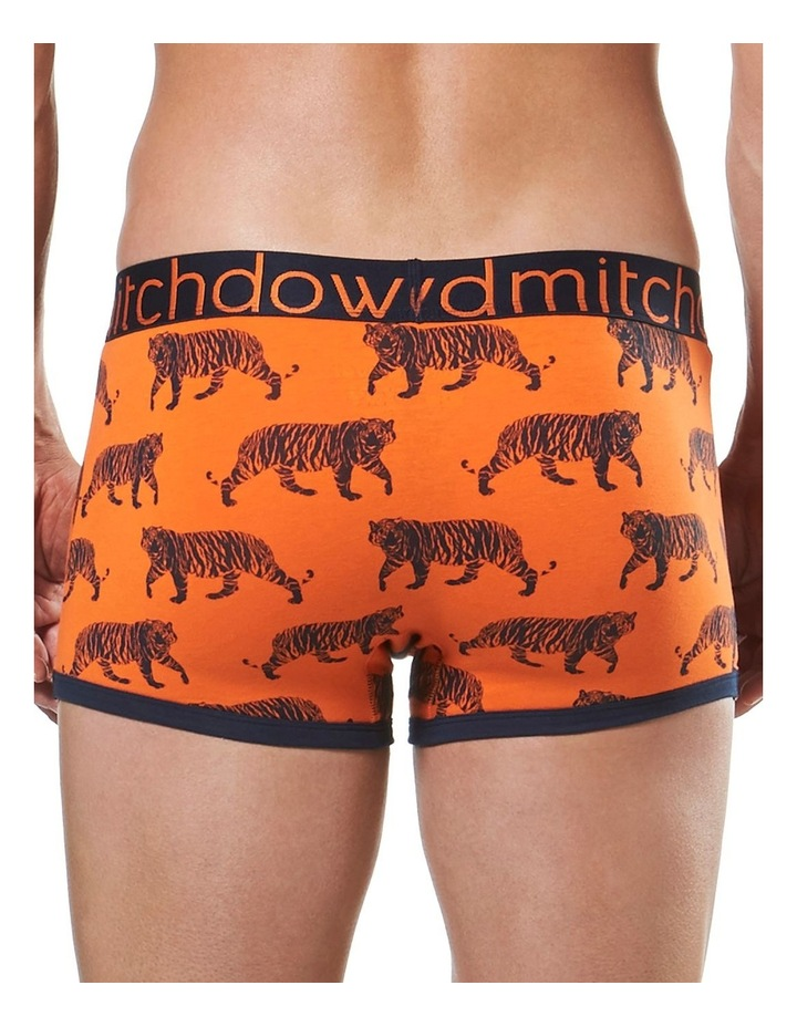 Tiger Printed Fitted Trunk image 3