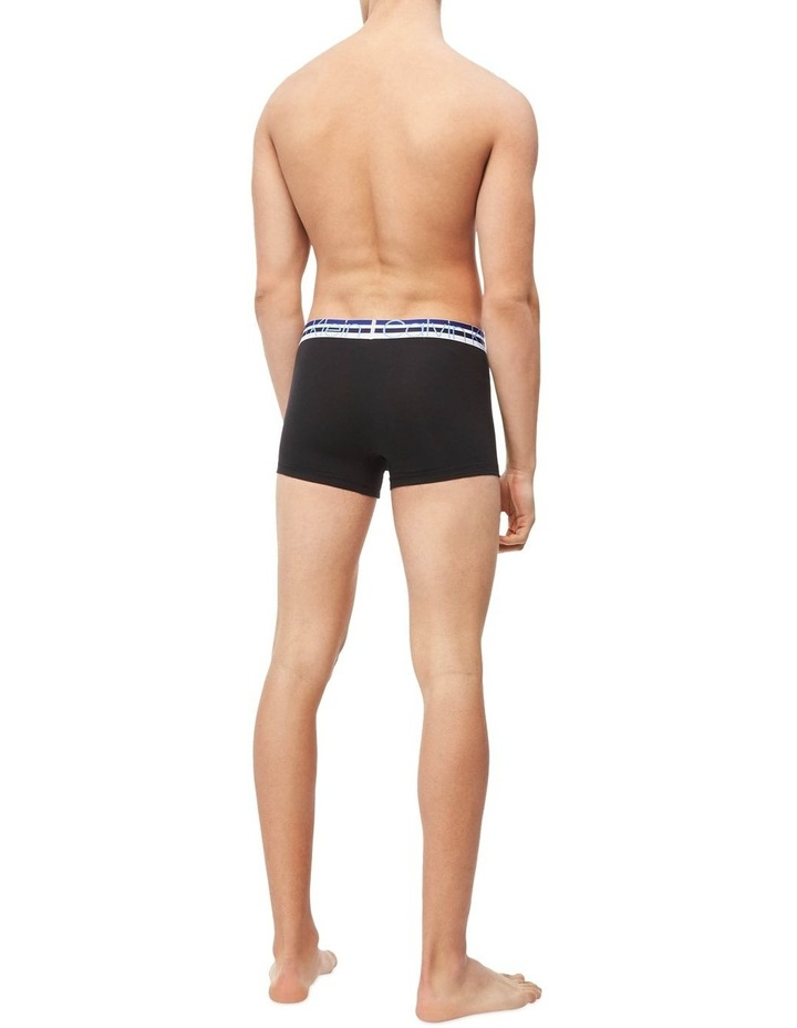 Cotton Stretch 3 Pack Trunks - Limited Edition image 3