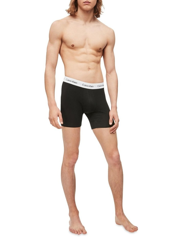 Cotton Stretch 3 Pack Boxer Brief image 1