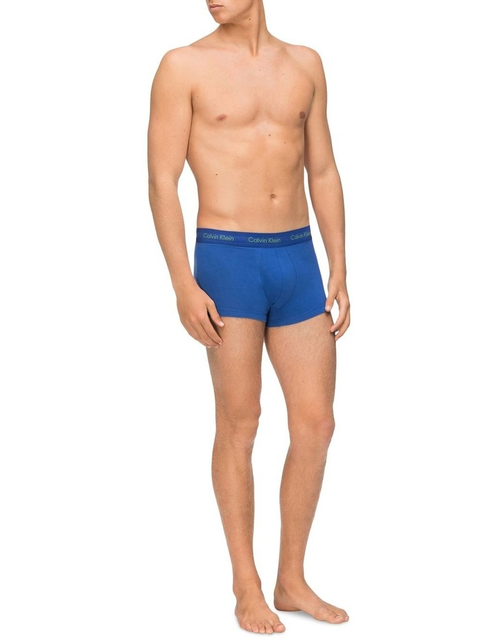 Cotton Stretch 2 Pack Trunks image 2