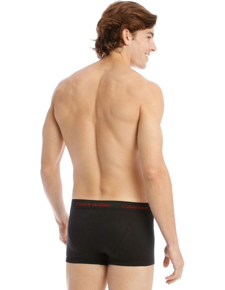 Cotton Stretch 2 Pack Trunks image 3