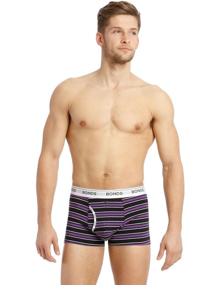 Guyfront Stripe Trunk image 1