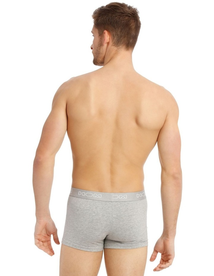 3 Pack Assorted Boxerline Trunks image 3
