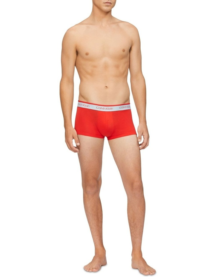 Pride 5 Pack Cotton Stretch Trunks image 2
