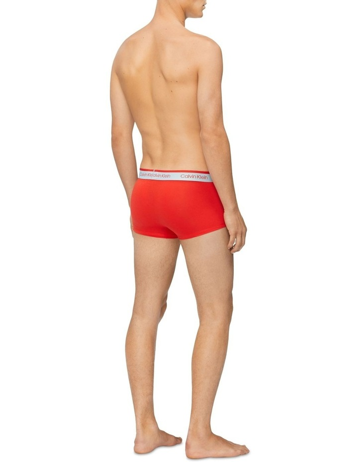 Pride 5 Pack Cotton Stretch Trunks image 3