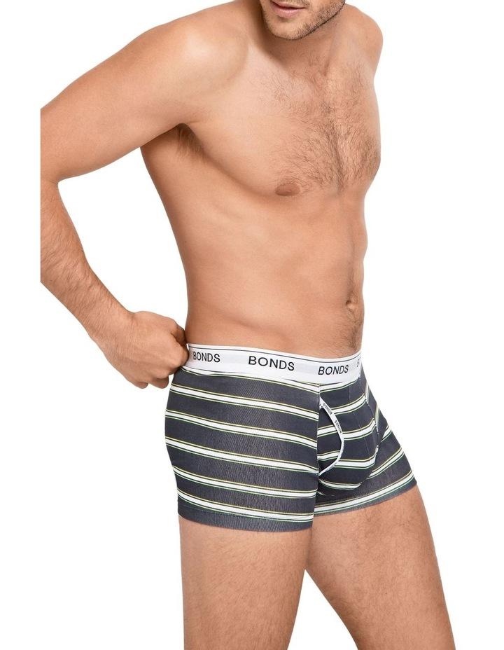 Guyfront Cotton Stripe Trunk image 2