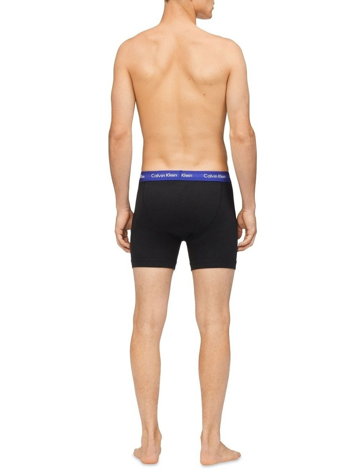 Cotton Stretch 5 Pack Boxer Brief image 3