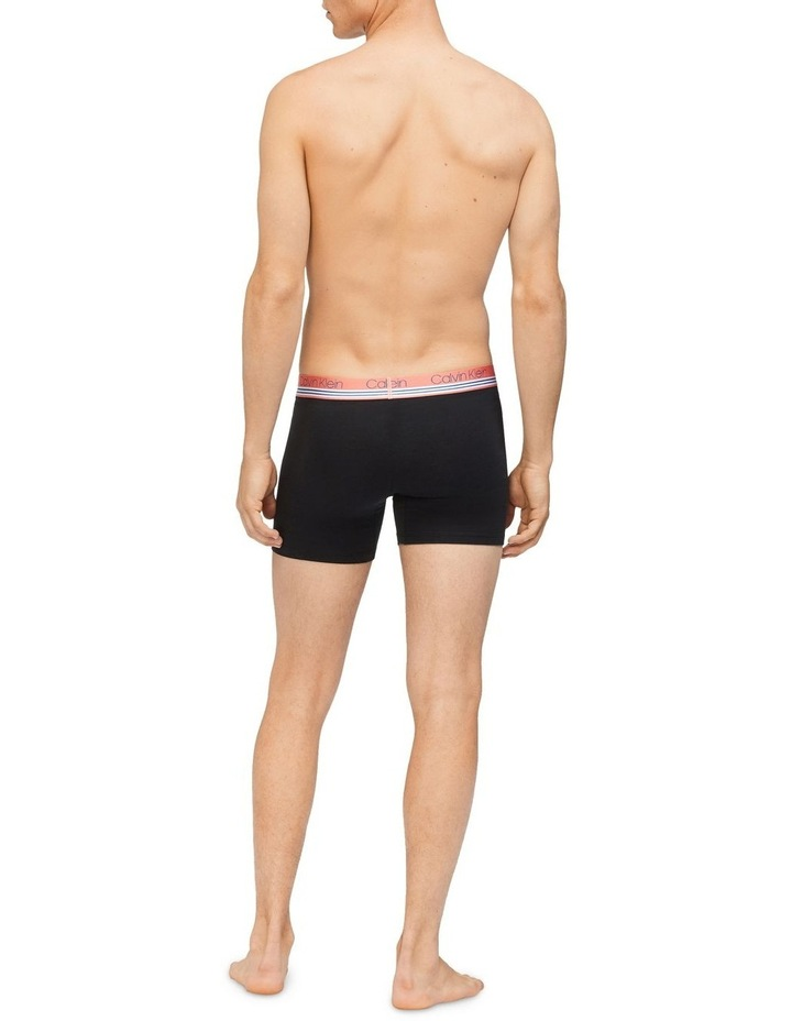 Fashion Band Cotton Stretch 3 Pack Boxer Brief image 3