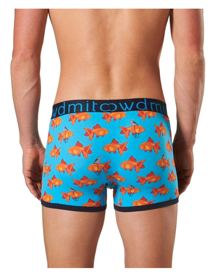 Goldfish Printed Fitted Trunk image 3