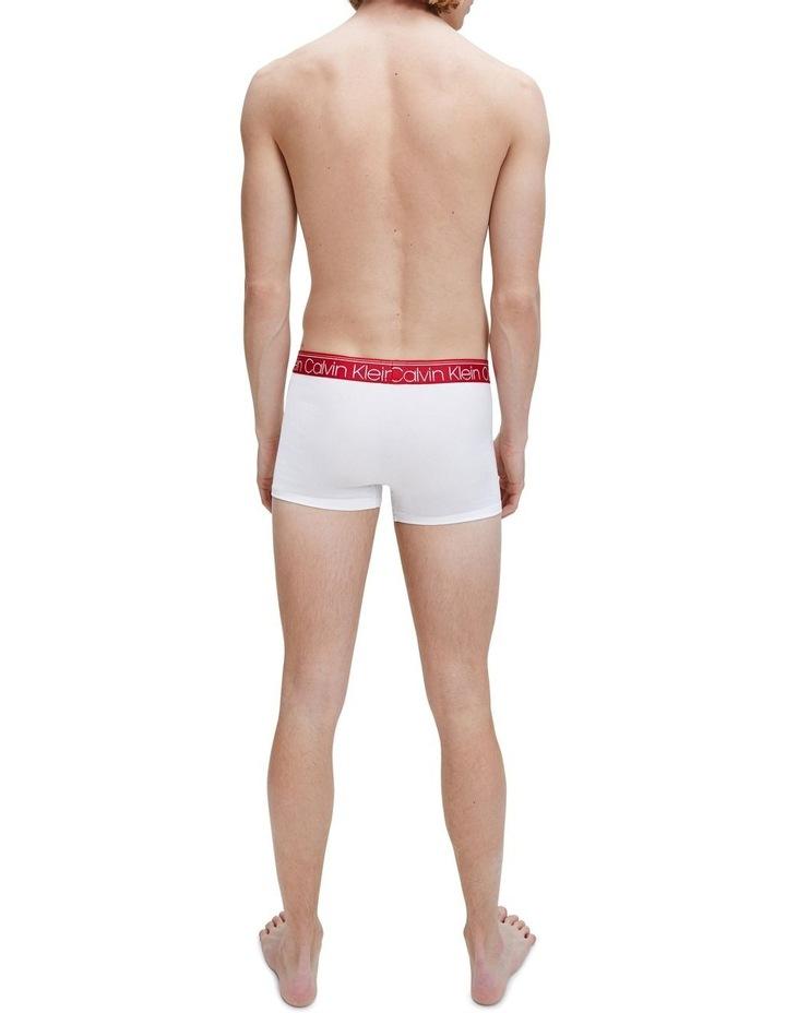 Fashion Waistband 3 Pack Trunks image 5