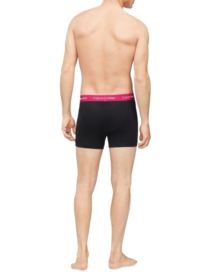 Cotton Stretch 5 Pack Trunks image 3