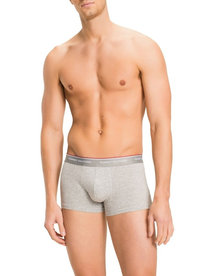 Premium Essentials 3 Pack Low Rise Trunks image 2