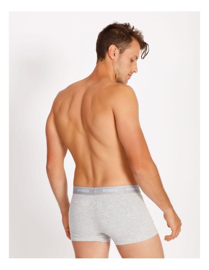 3 Pack Guyfront Stripe Trunks image 3