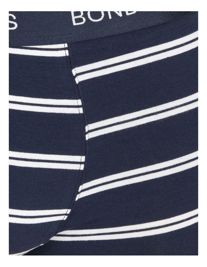 3 Pack Guyfront Stripe Trunks image 6