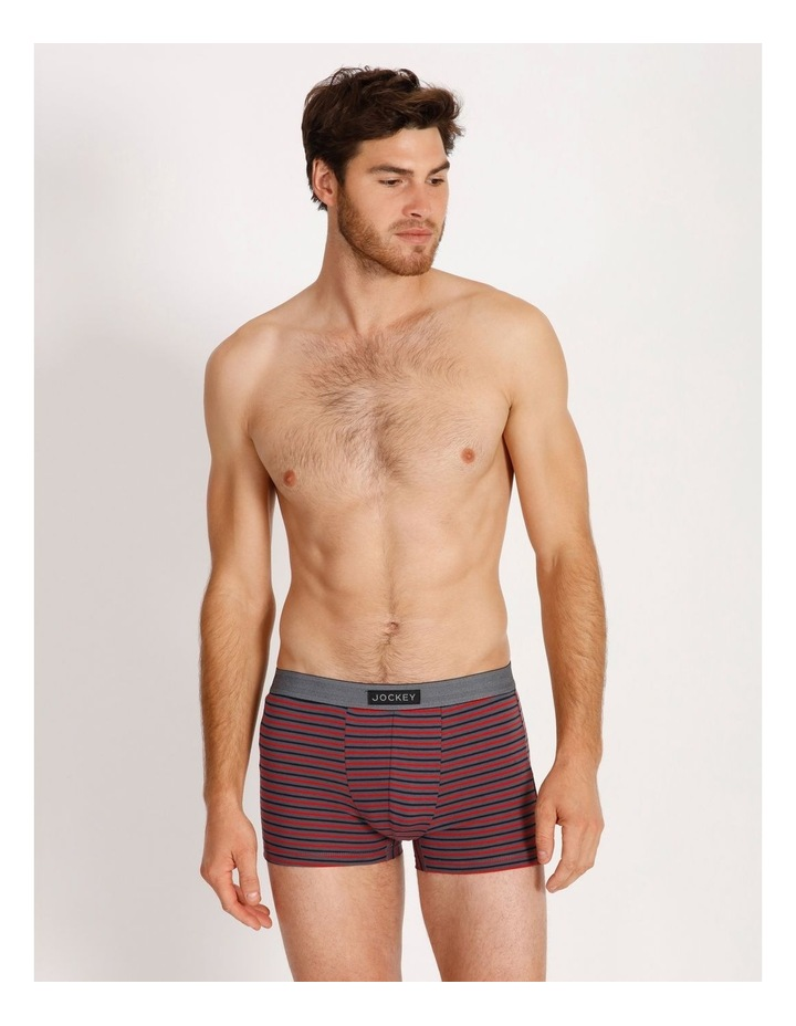Everyday 3 Pack Comfort Classic Trunks image 2
