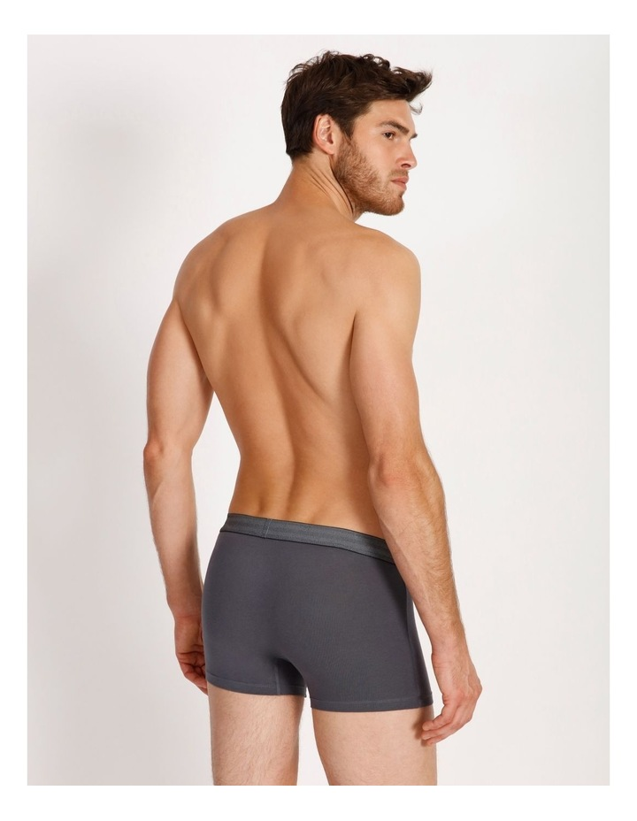 Everyday 3 Pack Comfort Classic Trunks image 3