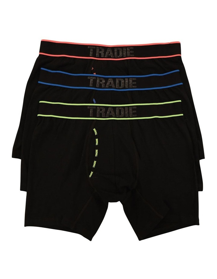 3 Pack Flyfront No Bounce Trunk image 1