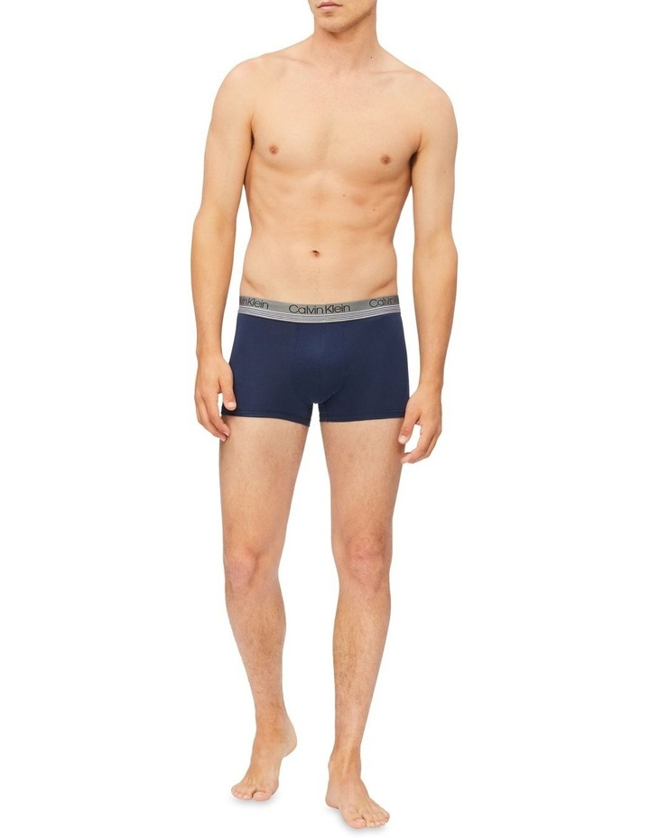 Cotton Stretch Fashion 3 Pack Trunks image 2