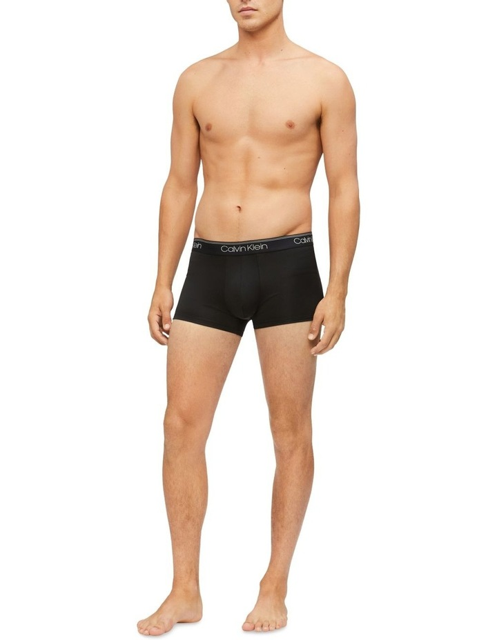 Micro Stretch Low Rise 3 Pack Trunks image 2