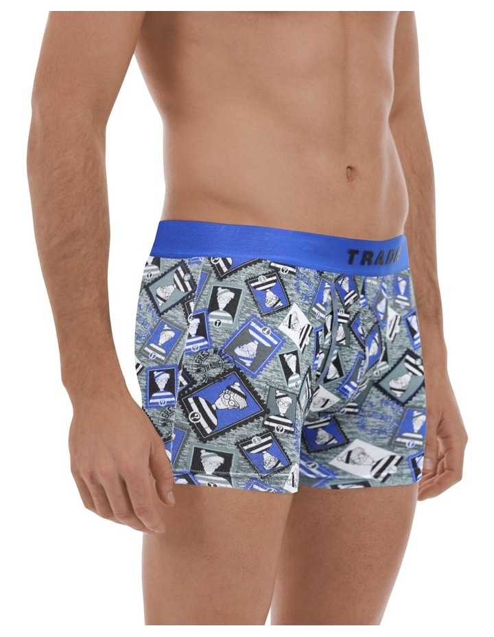 2 Pack Where'S Wally Trunks image 3