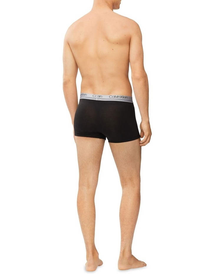 3 Pack Stay Cool Fashion Band Trunks image 3