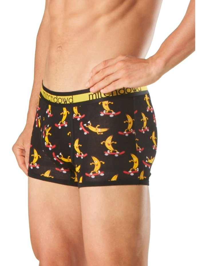 Banana Bender Printed Bamboo Fitted Trunk image 2