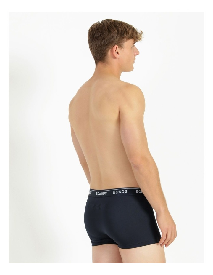 3 Pack Recycled Micro Guyfront Trunks image 3