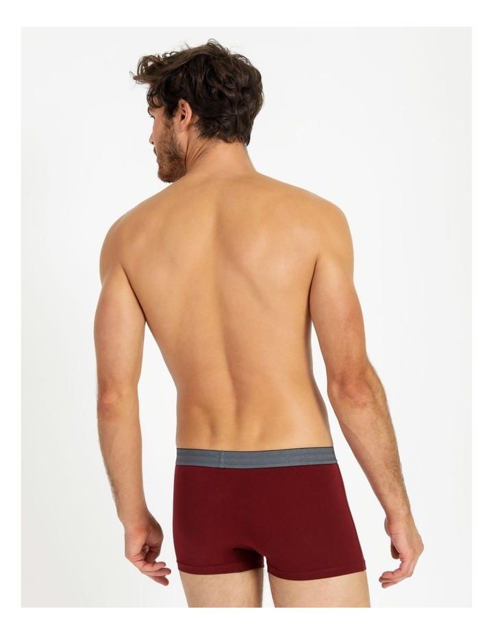 3 Pack Everyday Comfort Classic Trunks image 3