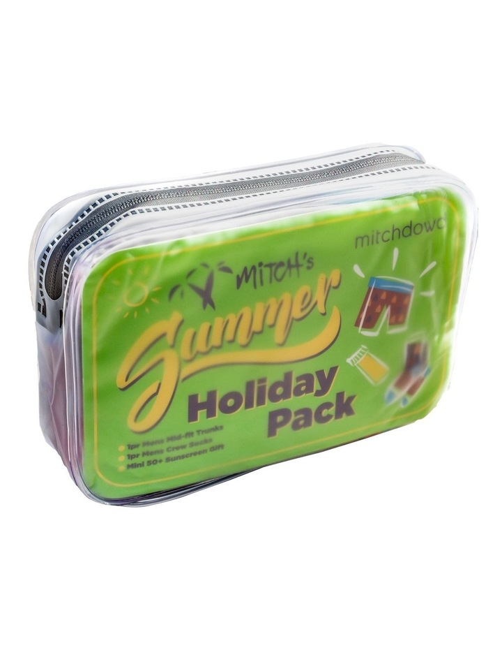 Surf Roo Summer Holiday Gift Pack - Includes Trunks, Socks & Zinc image 7