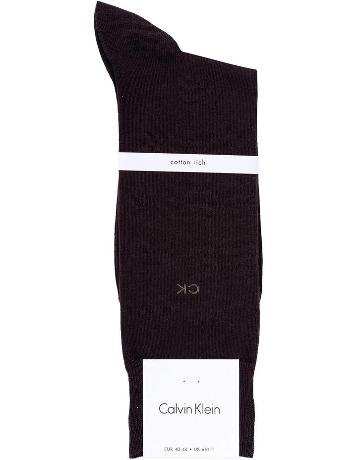 Soft Cotton Dress Sock image 1
