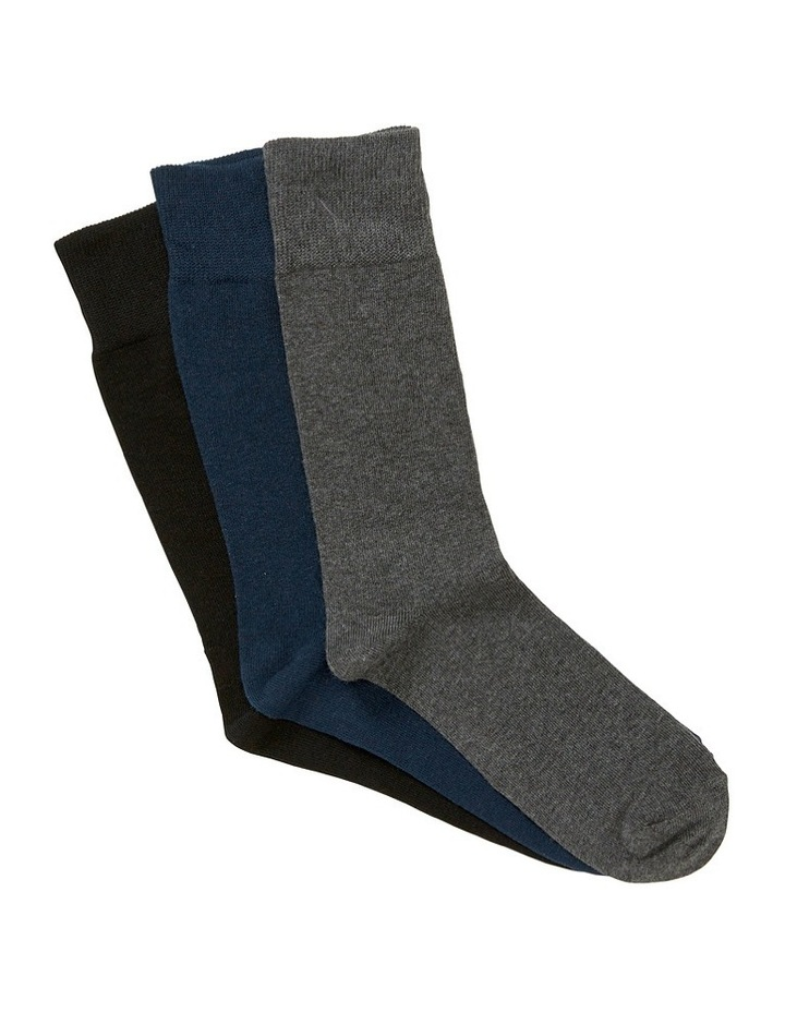 Oxford 3 Pack Business Sock image 1