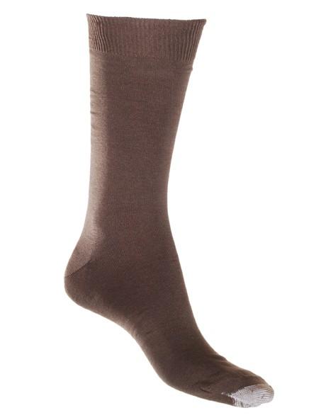 Mercerised Tough Toe Sock image 1