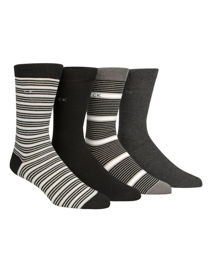 Dress Socks 4 Pack Gift Box image 2