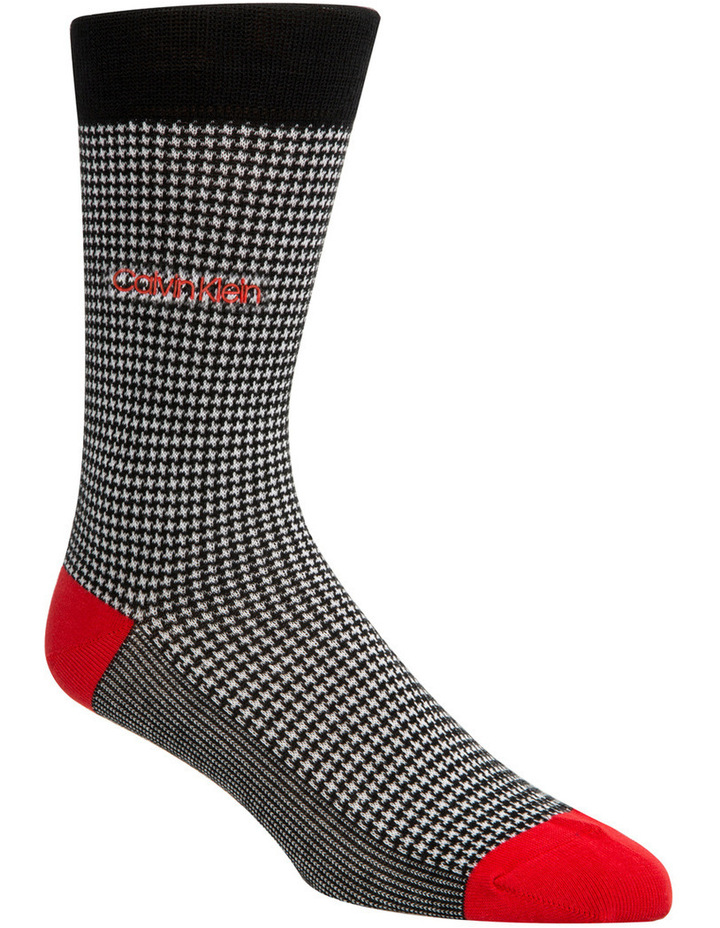 Hounds Tooth Business Sock image 2