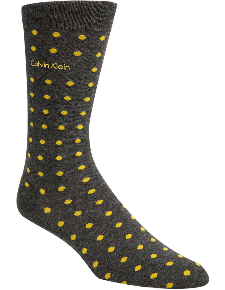 Dots Business Sock image 2