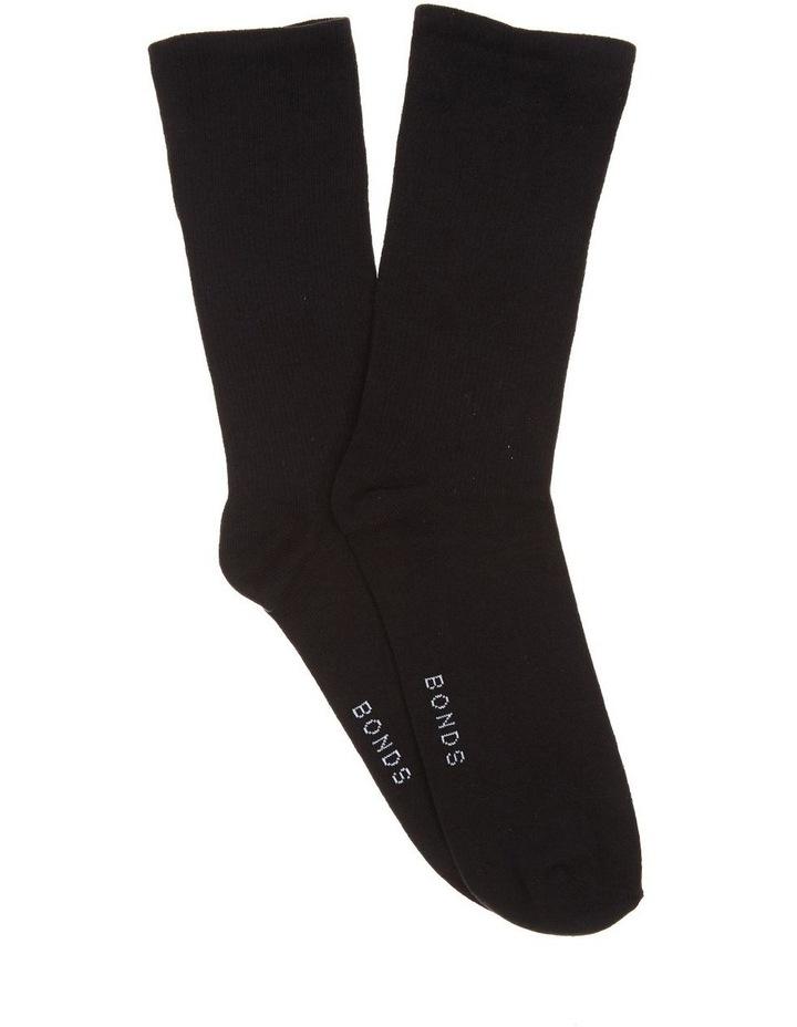 2 PK StayUps Business Socks image 1